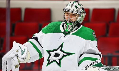 «По моим воротам бросили 84 раза». Уроженец Казахстана высказался о поражении в матче НХЛ