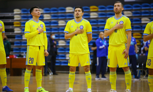 Сборная Казахстана огласила состав на отборочный матч ЕВРО-2022 против Беларуси