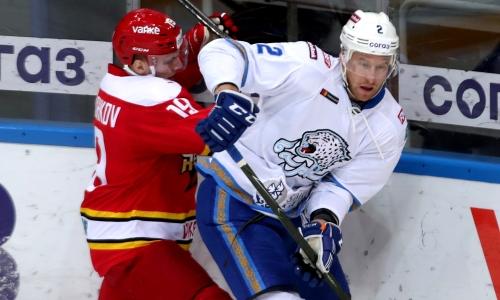 Прямая трансляция выездного матча «Барыс» против «Куньлунь Ред Стар» в КХЛ