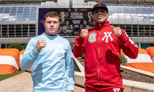 «Канело» — Йылдырым: прямая трансляция боя за титулы WBC и WBA