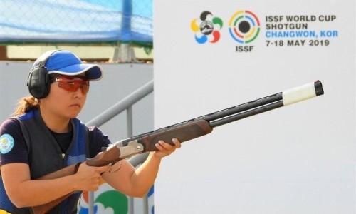 Казахстанские стрелки завоевали «бронзу» на этапе Кубка мира