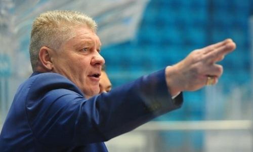 Юрий Михайлис нашел оправдание крупному поражению «Барыса» в матче против «Авангарда»