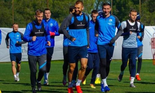 Шомко и Щеткин отправятся с «Ротором» в Турцию для подготовки к следующему матчу РПЛ