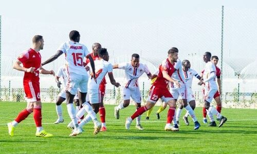 «Кайсар» забил шесть голов чемпиону Кыргызстана