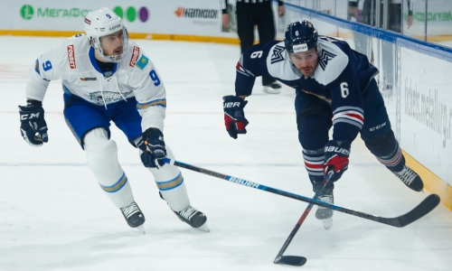 СМИ спрогнозировало точный исход серии плей-офф КХЛ между «Барысом» и «Металлургом»