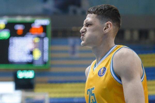 Фоторепортаж с матча ВТБ «Астана» — «Енисей» 60:78