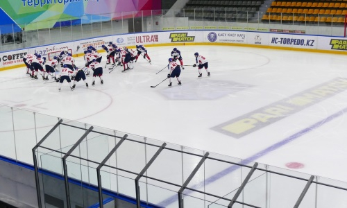 Видеообзор матча чемпионата РК «Бейбарыс» — «Арлан» 4:5 ОТ
