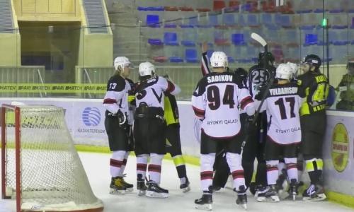Видеообзор матча чемпионата РК «Темиртау» — «Горняк» 1:0