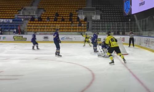 Видеообзор матча чемпионата РК «Торпедо» — «Сарыарка» 4:2