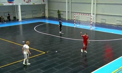 Видеообзор матча Лиги Чемпионов «Актобе» — «Добовец» 1:2