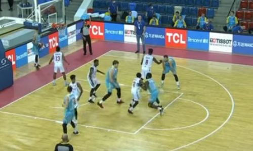 Видеообзор матча отбора на Кубок Азии-2021 Казахстан — Шри-Ланка 111:52