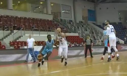 Видеообзор матча отбора на Кубок Азии-2021 Казахстан — Палестина 93:56