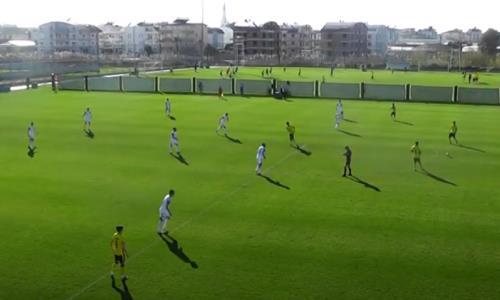 Видеообзор товарищеского матча «Окжетпес» — «Алай» 0:0