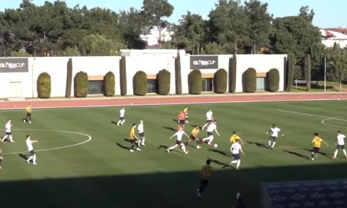 Видеообзор товарищеского матча «Кайрат» — «Ротор» 4:1