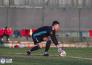 Фоторепортаж с товарищеского матча «Ордабасы» — «Навбахор» 2:1