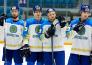 Фоторепортаж с матча «Kazakhstan Hockey Open» Казахстан-2 — Беларусь 3:2 ОТ