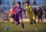 Фоторепортаж с товарищеского матча «Жетысу» — «Телави» 0:3