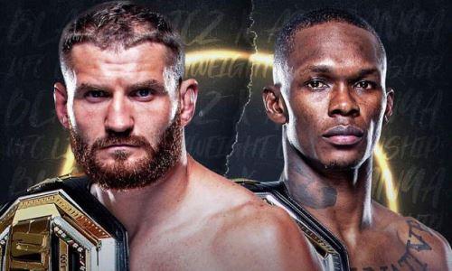 Обнародован полный кард турнира UFC 259 с боями Адесаньи, Яна и Махачева