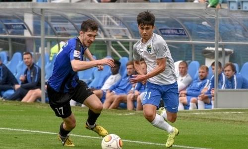 Казахстанский футболист клуба РПЛ будет выступать в КПЛ