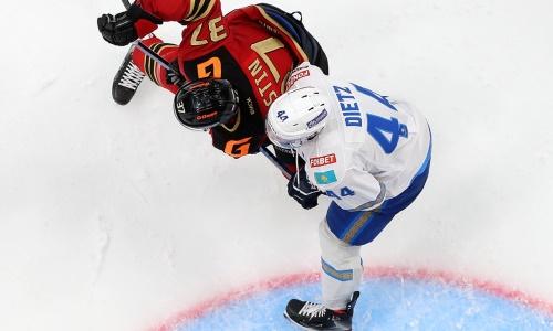 «Стало классикой». Именем капитана «Барыса» назвали новое понятие в КХЛ