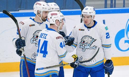 «Барыс» и «Металлург» удивили своими местами в рейтинге самых играющих команд по итогам регулярного чемпионата КХЛ