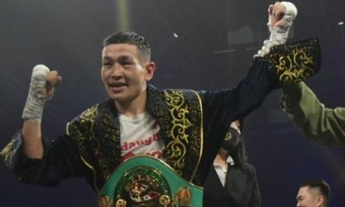 Казахстанский чемпион WBC поднялся в мировом рейтинге после победы над россиянином