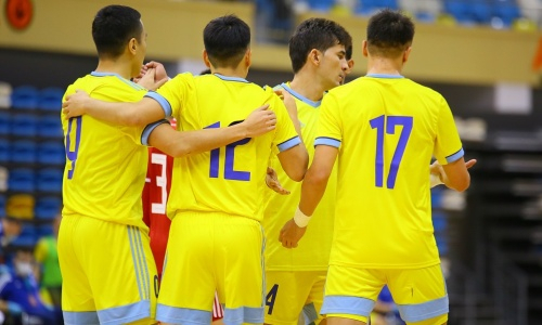 Прямая трансляция матча Казахстан — Беларусь в отборе на ЕВРО-2022