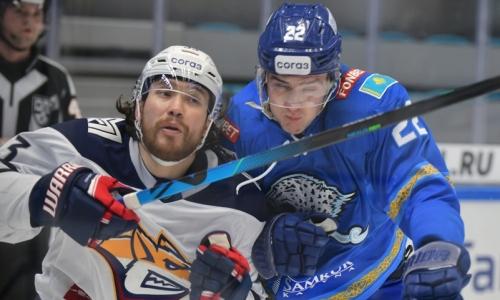 Прямая трансляция первого матча «Барыса» против «Металлурга» в плей-офф КХЛ