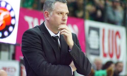 «Мы должны задуматься над тем, что делать дальше». Главный тренер «Астаны» назвал причину поражения от «Калева»