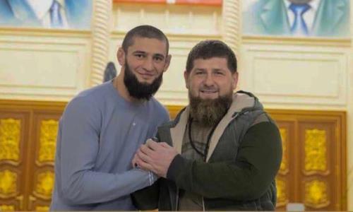 «Я точно знаю». Рамзан Кадыров поговорил с Хамзатом Чимаевым о его завершении карьеры