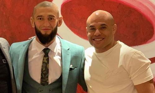 Менеджер Чимаева прокомментировал заявление Хамзата о завершении карьеры бойца