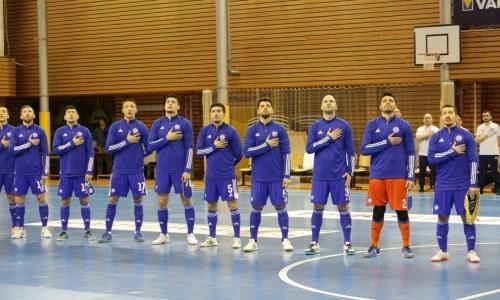 Стал известен состав сборной Казахстана на матч отбора ЕВРО-2022 с Беларусью