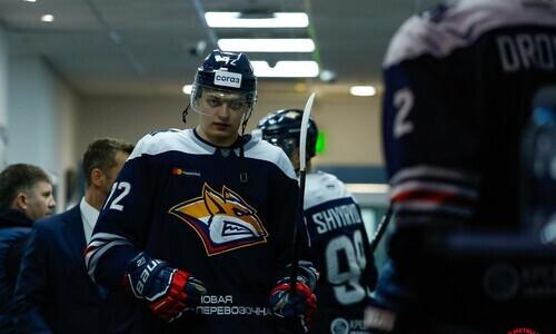Стал известен состав «Металлурга» на первый матч с «Барысом» в Кубке Гагарина