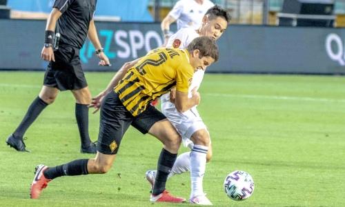 Прямая трансляция матча «Тобол» — «Кайрат» в полуфинале Суперкубка Казахстана