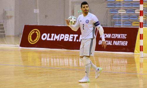 Лидер сборной Казахстана поставил цель для выхода в финальный этап ЕВРО-2022