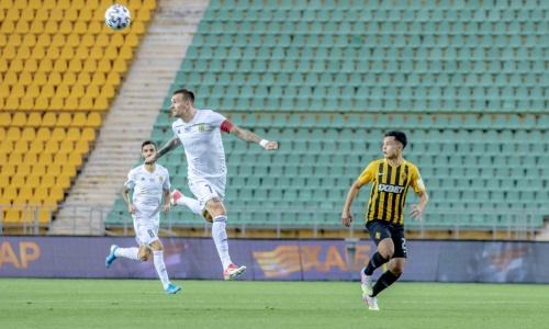 «Есть потери». Назван точный счет полуфинала Суперкубка Казахстана «Тобол» — «Кайрат»