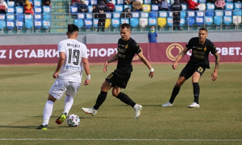 Трехкратное преимущество. Представлена статистика полуфинала Суперкубка Казахстана «Тобол» — «Кайрат»