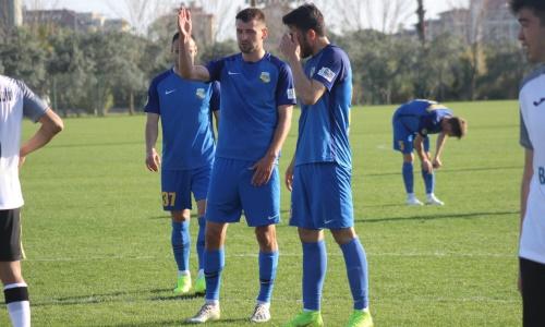 «Каспий» пропустил три мяча отчемпиона Кыргызстана ипотерпел поражение