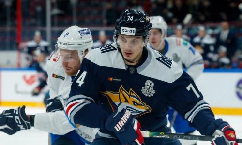 «Окажутся сильнее». Победителя второго матча плей-офф КХЛ «Металлург» — «Барыс» знают в России