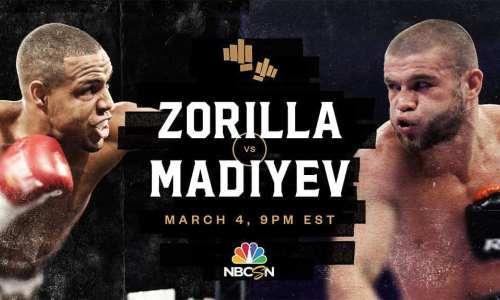 Прямая трансляция боя казахстанца Руслана Мадиева с непобежденным «Зорро» за титул WBO