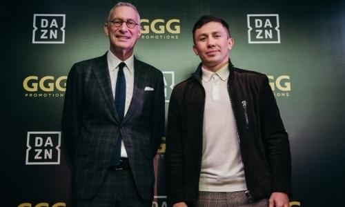 Что ждет Головкина? В DAZN официально объявили о смене руководителя