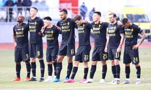 Прямая трансляция матча «Кайрат» — «Шахтер» за третье место на Суперкубке Казахстана