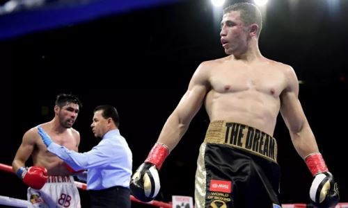 Непобежденный узбекский «монстр» сообщил о сроках возвращения на ринг
