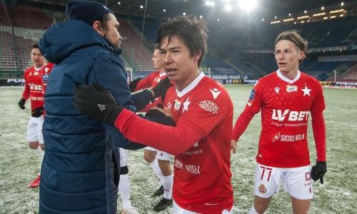 «Заметно прибавил». Играющий в Европе казахстанец признан лучшим футболистом месяца