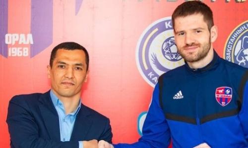 Клуб КПЛ официально подписал двух украинских футболистов