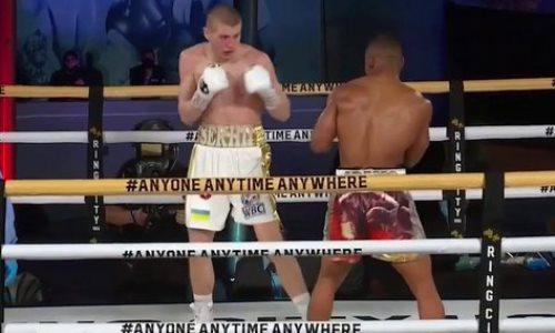 Видео полного боя Богачук — Адамс с сенсационным нокаутом «преемника Головкина»