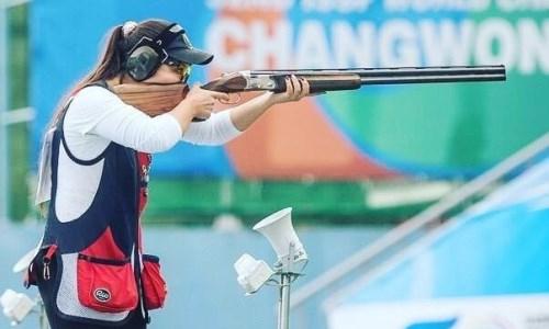 Казахстанские спортсменки взяли ещё одну медаль на этапе Кубка мира в Каире