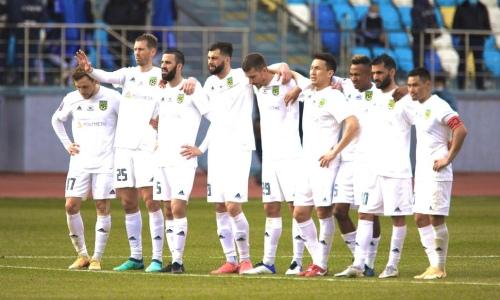 Прямая трансляция матча «Тобол» — «Астана» в финале Суперкубка Казахстана