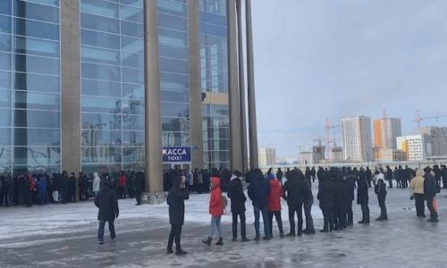 Стали известны детали продажи билетов на матчи «Барыса» в плей-офф КХЛ