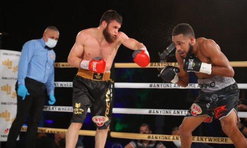 Пуэрториканский «Зорро» сделал первое заявление после скандальной победы над казахстанцем Мадиевым